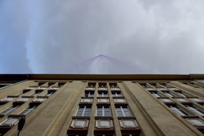 Zoran Georgiev, Invisible Skyscraper, 2014
